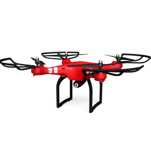 2.4G 4-Axis RC Quadcopter Drone-ghkart
