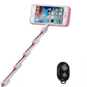 Selfie-Stick-Box-Handheld-Selfie-Extendable-Aluminum-Case-Built-in-Bluetooth-Remote-For-iPhone-6-6s