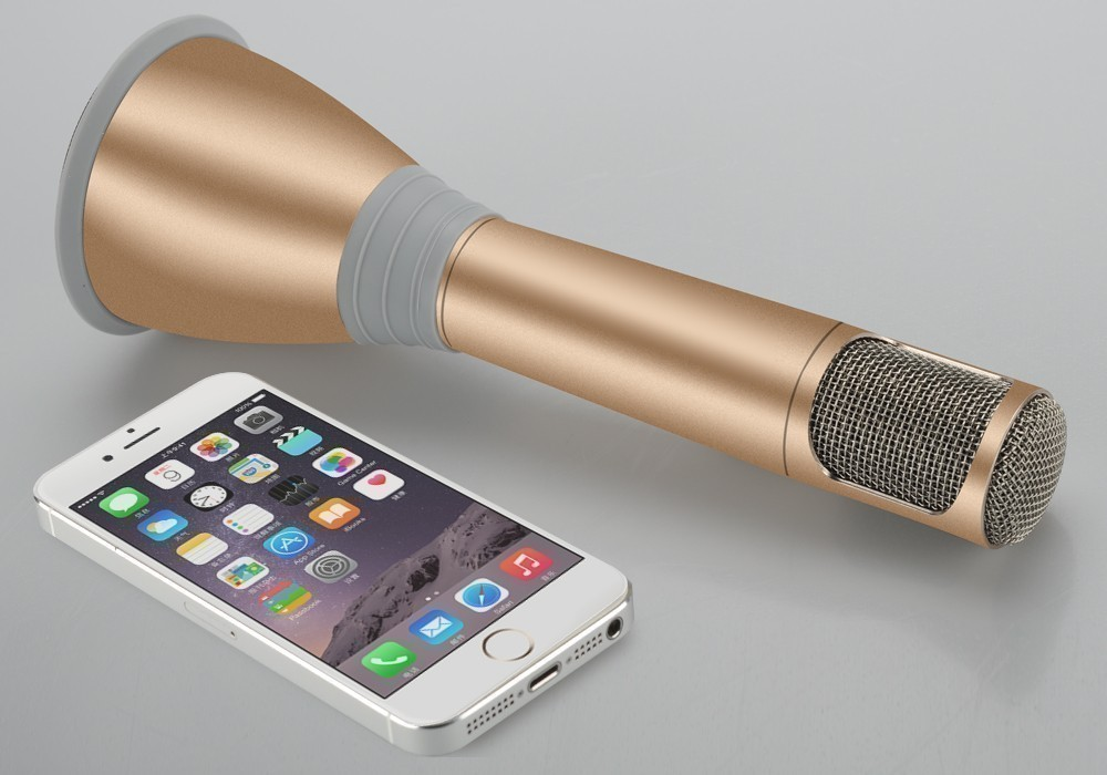 TOUCHLIGHT MICROPHONE